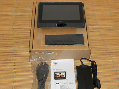 Cisco CIUS Mobile Collaboration Endpoint Tablet Android  CIUS-7-K9 small issue