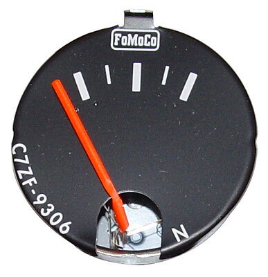 1967 1968 FORD MUSTANG FUEL GAUGE OFFICIAL FORD LICENSED PRODUCT