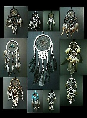 Dream Catcher New Traditional Apache Indian Native Dreamcatcher Many Designs Uk