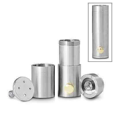 EA Telescopic Mechanical MOD Clone Vaporizer Stainless Steel