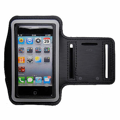 iPod Touch 4 Sports Armband Activewear for Gym Jogging Workout