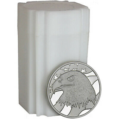 Pledge of Allegiance Silver Eagle 1oz by SilverTowne LOT of 20
