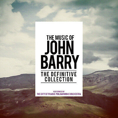 John Barry The Definitive Collection - 6 CD Set - 119 Tracks