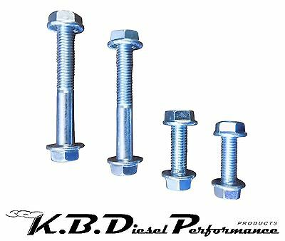 FORD F250 F350 6.0L EGR BYPASS DELETE POWERSTROKE UP PIPE BOLTS