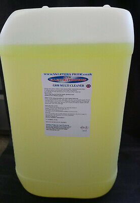 25ltr G850 APC Industrial Strength Multi Purpose Cleaner 50:1 Dilution