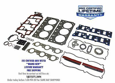 NEW 97-05 GM BUICK CHEVY OLDS 3.8L Head Gasket Set Kit Engine 2ND DESIGN