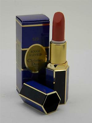 Christian Dior Rouge Rouge A Levres Lipstick 529 Passionate Rose