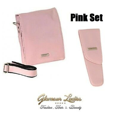 Hair Tools Hairdressing Pink Tool Pouch And Scissor Holster College Essentials