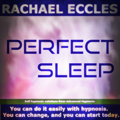 Self Hypnosis: Perfect Sleep Self Hypnosis CD, Rachael Eccles