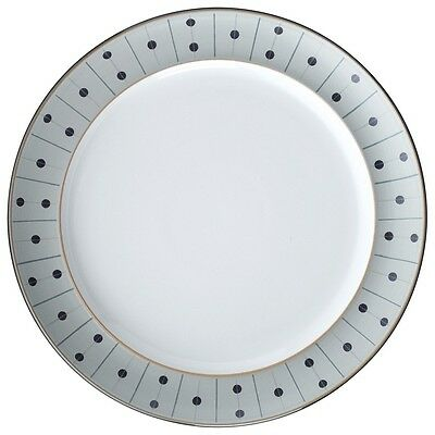 """New Denby Amethyst Stone Dinner Plate 11"""" dia Several Available"""