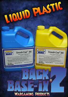 Polyurethane Casting Resin Smooth On Smooth-Cast 305 1 Gallon Kit 6.99kg/15.4lbs