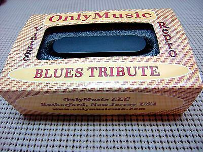 Compatible with  Mustang OnlyMusic BLUES TRIBUTE VINTAGE REPRO BRIDGE PICKUP