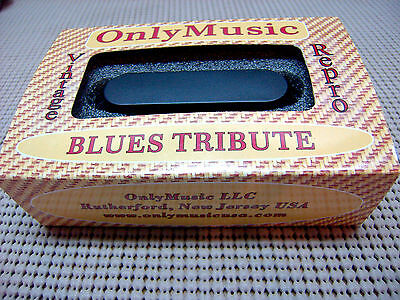 "Compatible with MUSICMASTER BASS OnlyMusic  BLUES TRIBUTE VINTAGE REPRO"" PICKUP"
