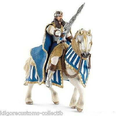 Schleich Figurines Knight Griffin Knight King on Horse 70119 New for May 2014