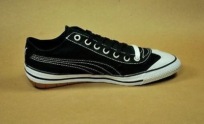 PUMA 917 Low Leather Canvas Summer Black Men Sizes Fashion Shoes Sneakers