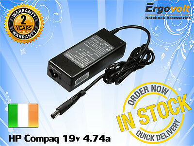 Laptop Charger Adapter Charger Power Supply HP Pavilion 19v 4.74a big Pin Adapto