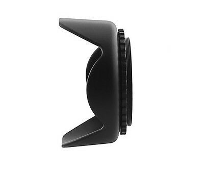52mm Pro Series Hard Dedicated Tulip Lens Hood