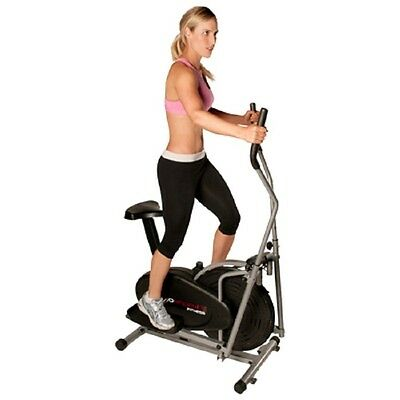 Confidence New 2 In 1 Elliptical Trainer & Exercise Bike Ideal For Weight Loss