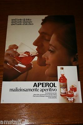 An9=1972=Aperol Aperitivo=Pubblicita'=Advertising=Werbung=