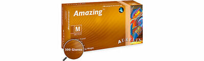 Aurelia AMAZING Nitrile Powder Free Exam Examination Gloves EXTRA LARGE BOX 300
