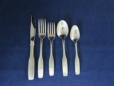 Oneida PAUL REVERE Stainless 5pc Place Setting (s) USA