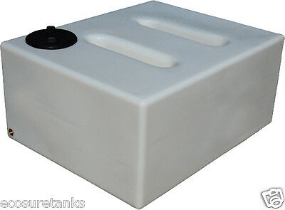 Ecosure 750 Litre V2 Flat Baffled Car Valeting Window Cleaning Water Tank