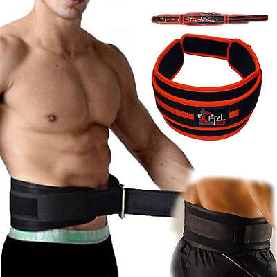 CHZL PRO High Quality Weight Lifting BodyBuilding Back Support Gym Belt - Large