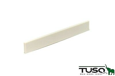 "Graph Tech Tusq PQ-9332-00 Acoustic Saddle Slab 3/32"" NEW"