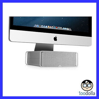 TWELVE SOUTH HiRise for iMac - Adjustable Stand, Apple iMac & Apple Displays NEW