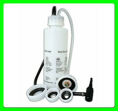 Gunson Eezibleed, Pressure Brake Bleeding Kit [MCD4062] easy bleed