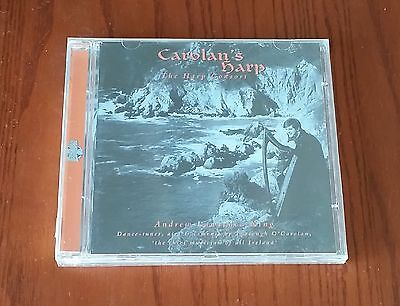 Carolan's Harp - The Harp Consort - Andrew Lawrence - King Cd Sigillato (Sealed)