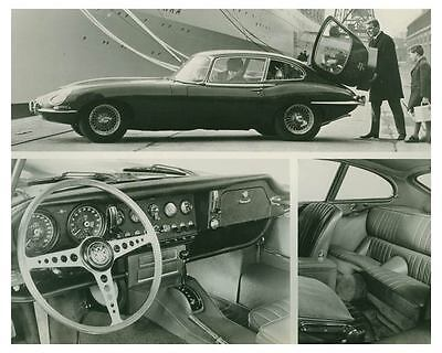 1966 Jaguar XKE 2+2 Automobile Photo Poster zch5167