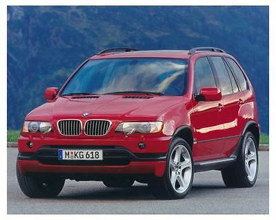 2002 BMW X5 4.6is Automobile Photo Poster zch5307