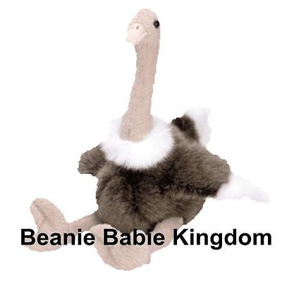 "Ty Beanie Buddy * STRETCH  * The Ostrich 17"" Tall"