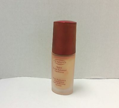 CLARINS TRUE RADIANCE FOUNDATION PRALINE 06 30 ML Unboxed