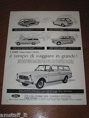 Ae23=1963=Ford Taunus Anglia Cortina=Pubblicita'=Advertising=Werbung=
