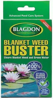 BLAGDON / INTERPET POND BLANKET WEED BUSTER 500 gallon