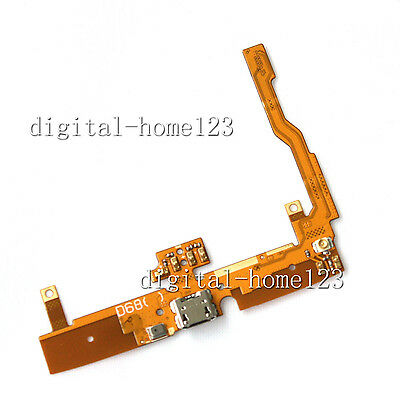 New Charger Dock charging USB Connector Flex Cable For LG G Pro Lite D682TR D680