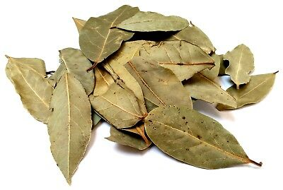 Bay Leaves Whole Dried Top Grade Premium Quality Free UK P & P