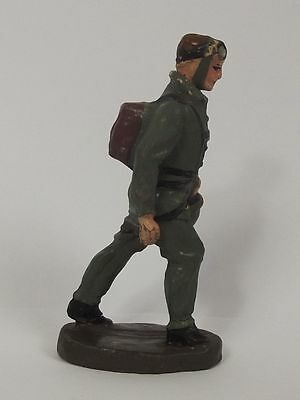 Elastolin Luftwaffe Jet Pilot - Rare - Issued In 1944 Only