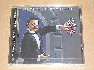 Blue Oyster Cult - Agents Of Fortune - Cd Sigillato (Sealed)