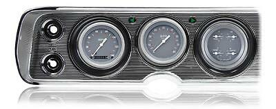 Classic Instruments 64 65 Chevelle Package w/ SG Gauges Instrument Cluster