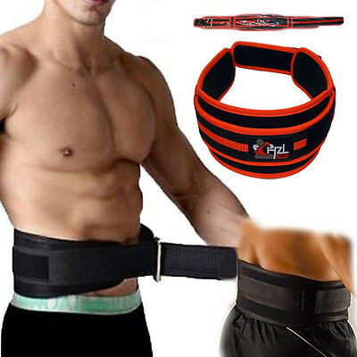 CHZL PRO High Quality Weight Lifting BodyBuilding Back Support Gym Belt - M