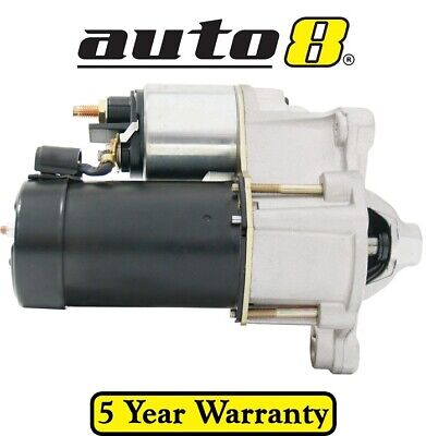Brand New Starter Motor to fit Peugeot 206 CC GTI 2.0L Petrol 1999 to 2007