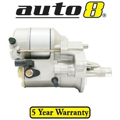 Brand New Starter Motor to fit Chrysler Voyager 3.3L Petrol 1997 to 2008