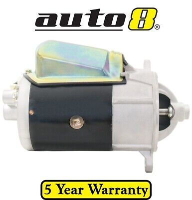 Starter Motor fits Ford F150 Windsor Super Cab 5.8L 351 1990 to 1992 Manual