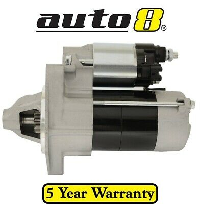 Brand New Starter Motor to fit Toyota Yaris 1.3L 1.5L Petrol 2005 to 2014