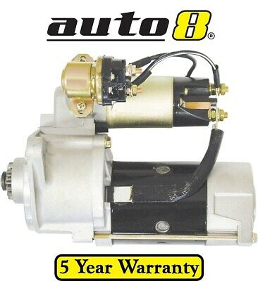 Brand New Starter Motor to fit Mazda T4100 4.1L Diesel ZB 1984 to 1989