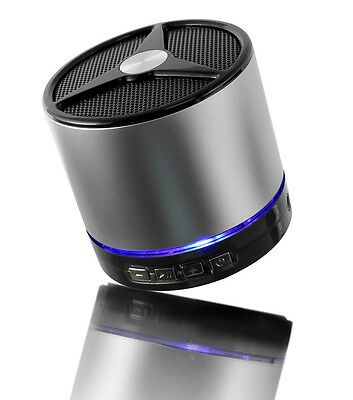 Tenergy Mini/Portable Wireless Bluetooth Speaker Portable Outdoor 8hr runtime