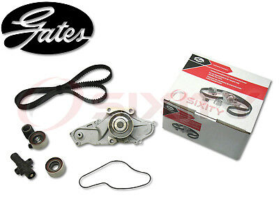 GATES 05-12 Honda Pilot 3.5L V6 Timing Belt Water Pump Kit TCKWP OE Engine op